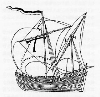 Fig.1 コロンブス船(INA提供)