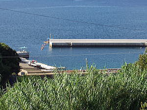 Kozaki harbor
